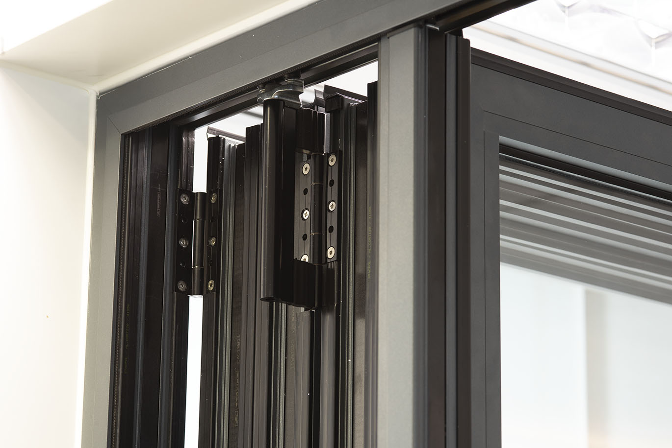 Cortizo BiFold Doors Upper Hinges