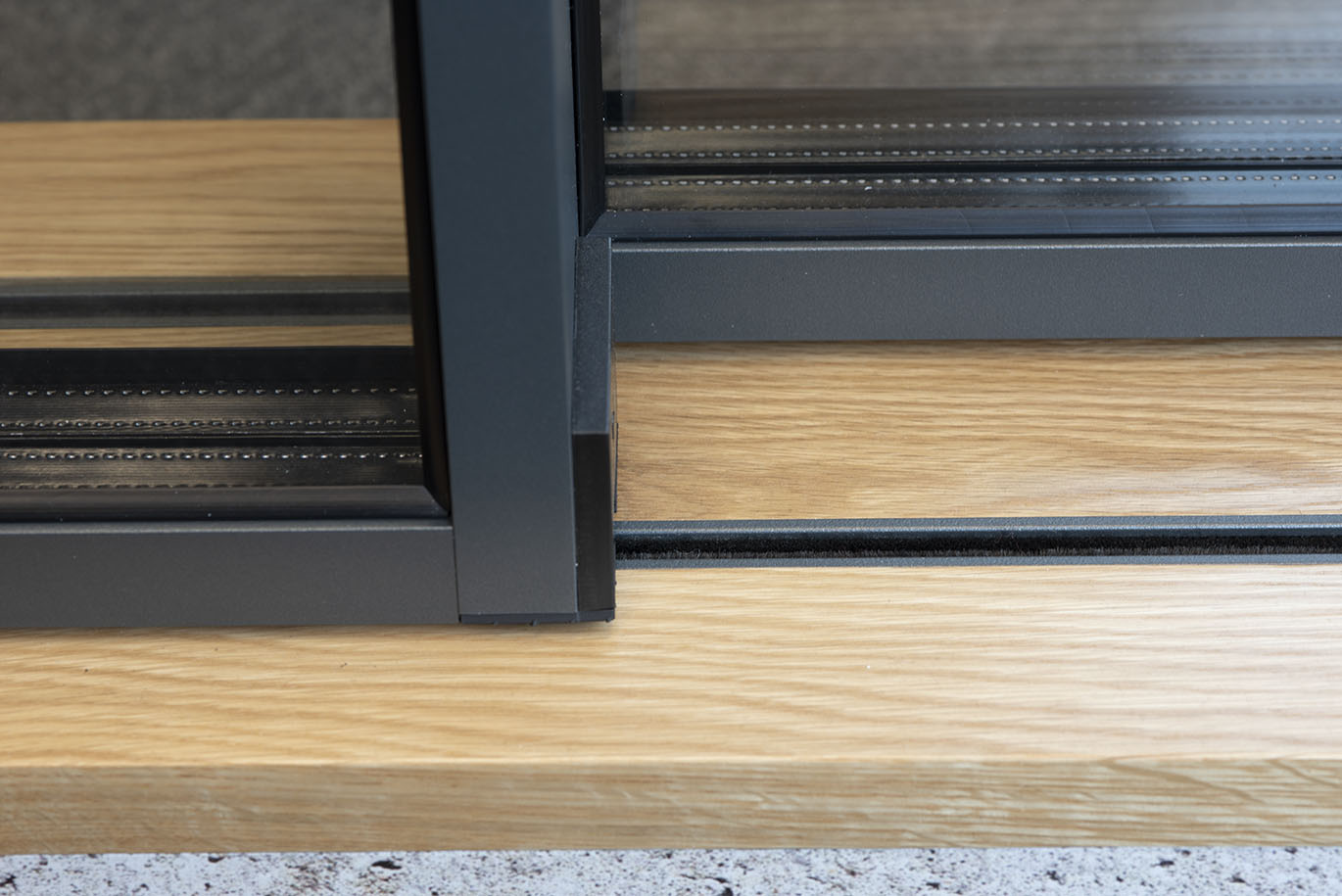 CorVision Plus Thermally Broken with Hidden Rail
