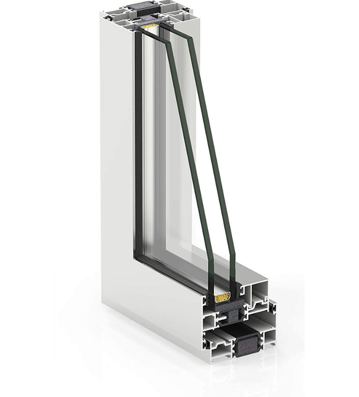 Aluminium Casement Windows Profile