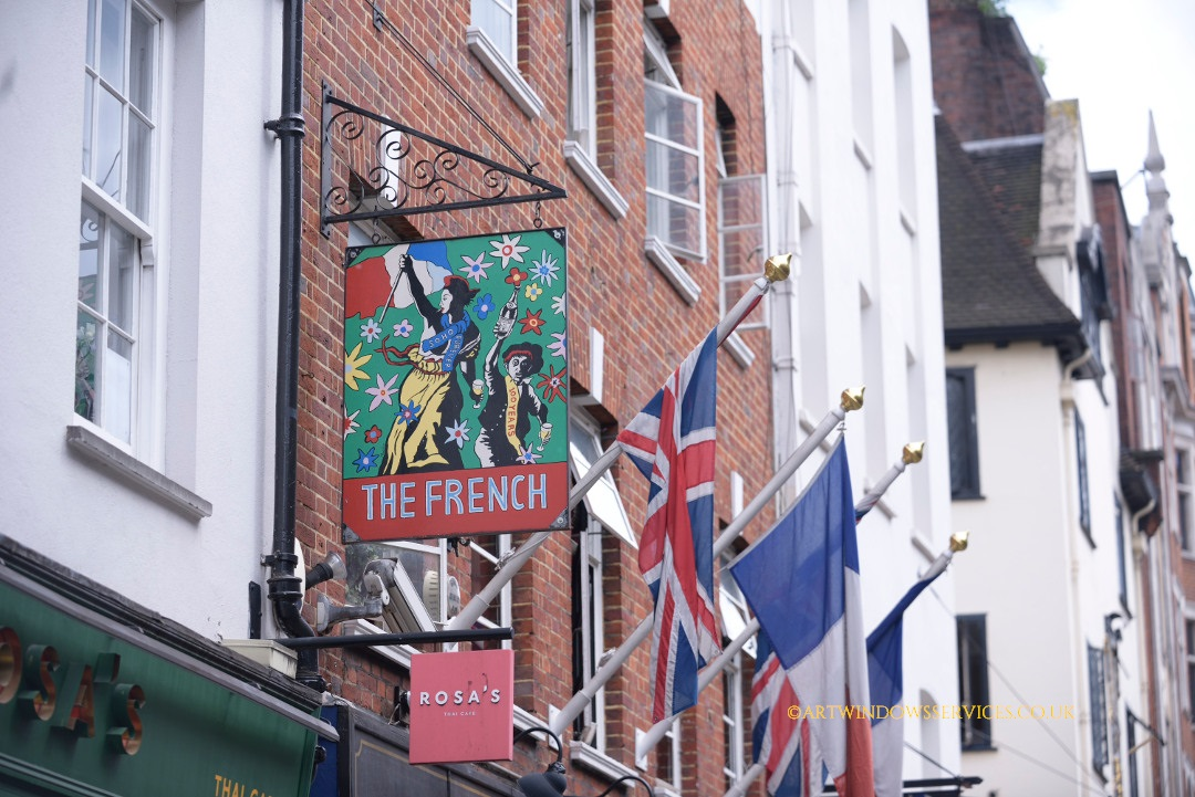 The French House, Soho, London